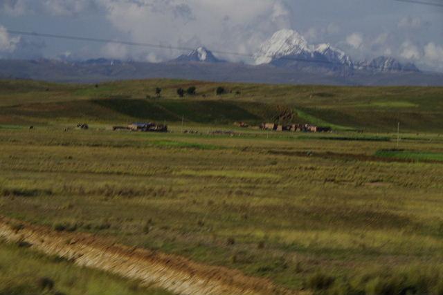 ボリビアの旅(43) ティワナクからラパスへ戻る。_c0011649_6445867.jpg
