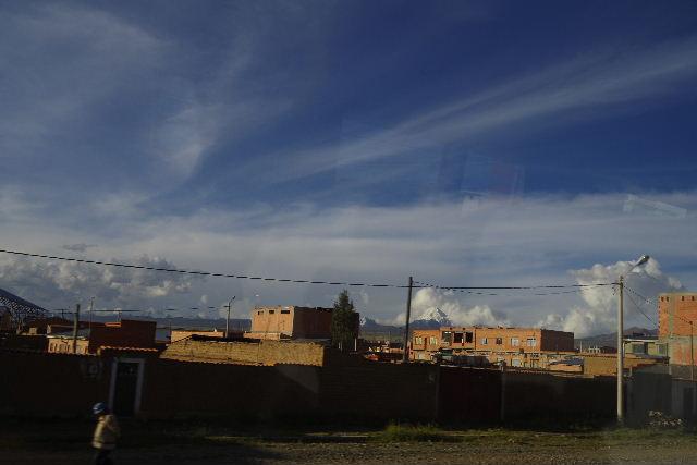 ボリビアの旅(43) ティワナクからラパスへ戻る。_c0011649_71848100.jpg