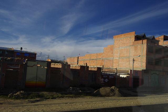 ボリビアの旅(43) ティワナクからラパスへ戻る。_c0011649_7192460.jpg
