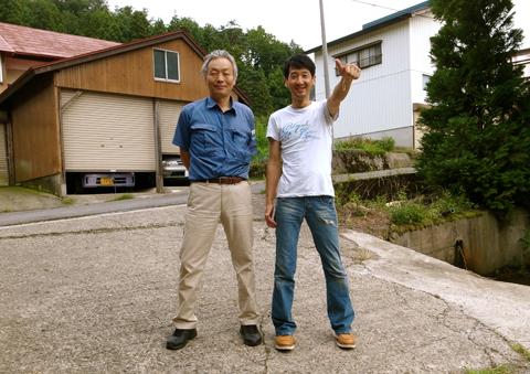 2013年9月『奥信州 幻のキノコ旅』【1】_e0071652_11451522.jpg