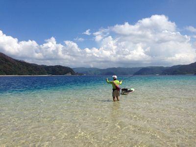 松田さんと無人島へ…_f0074571_10573349.jpg