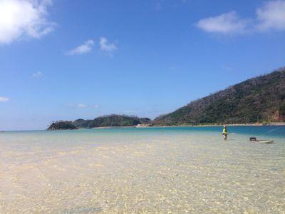 松田さんと無人島へ…_f0074571_10573486.jpg