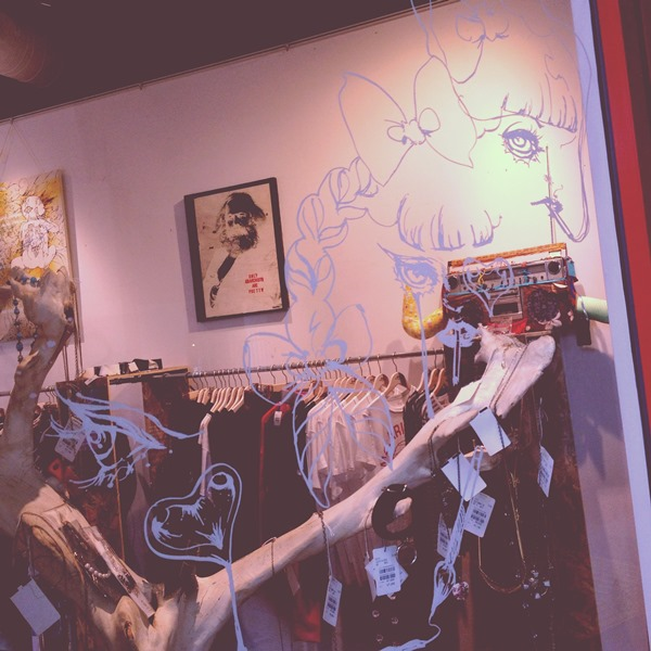live Drawing @『PR ACCIDENT』 Who\'s Who gallery umeda_f0068174_7484251.jpg