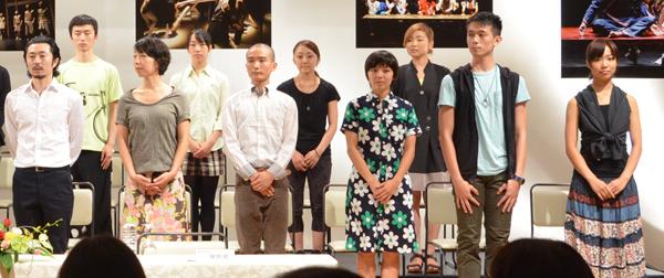 新シーズン始動! Noism設立10周年 記念会見!_f0195789_905076.jpg