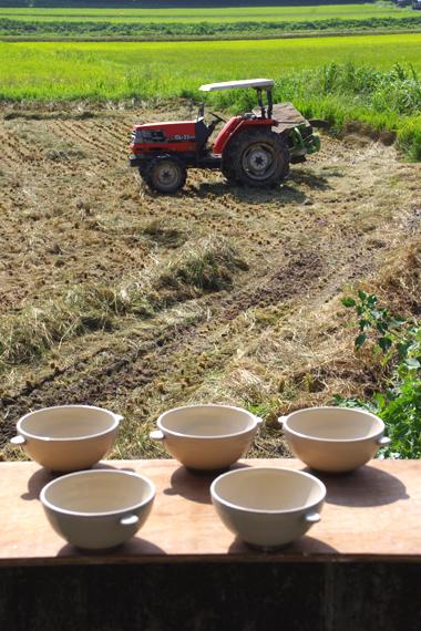 トラクターとスープカップ_a0043405_22135577.jpg