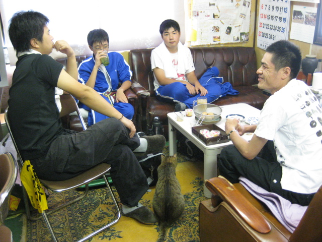 中学生の職場体験2校目 3日目_d0139806_21585487.jpg