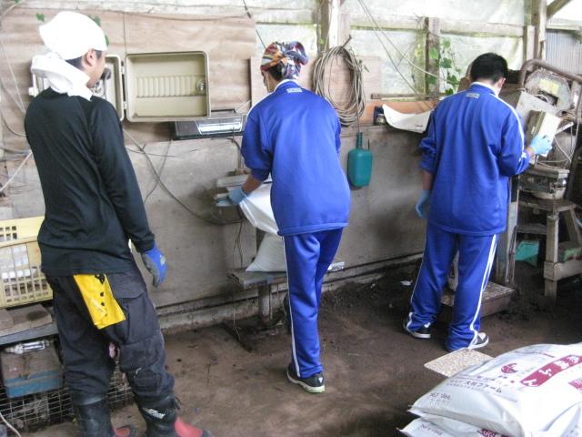中学生の職場体験2校目 3日目_d0139806_2213899.jpg
