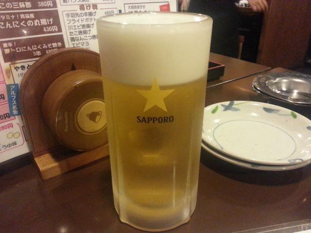 9/11夜Vol.2 居酒屋アルプス@新宿・歌舞伎町_b0042308_0153883.jpg