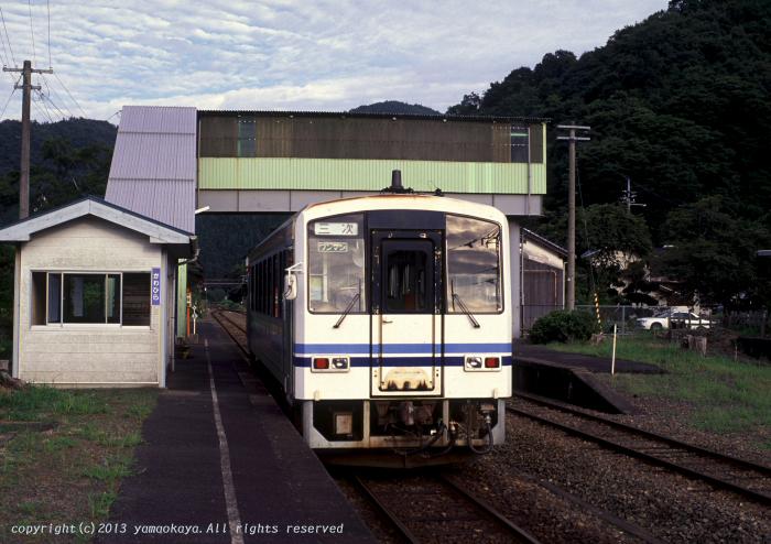 かつての川平駅 ~がんばろう三江線_d0309612_2253138.jpg