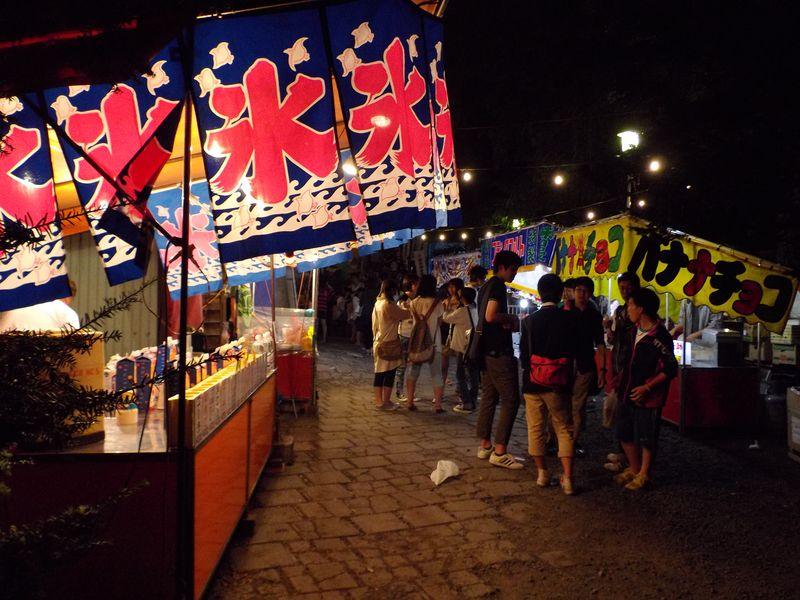 この祭を境に札幌駅より北部は秋になります_c0025115_19342193.jpg
