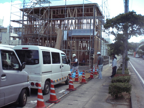 建て方完了_f0213523_1126333.jpg
