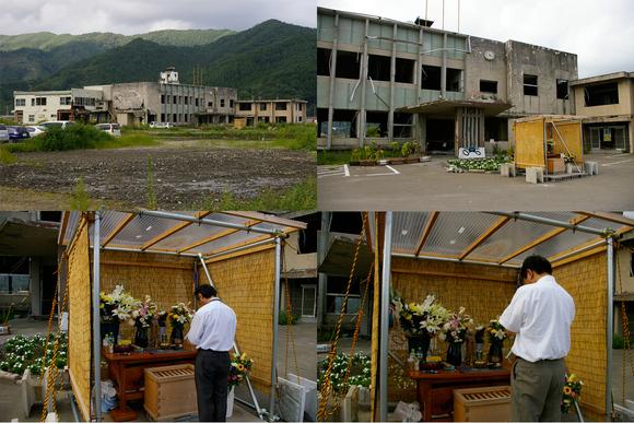同期会用件 大槌町役場訪問_f0154626_14553950.jpg