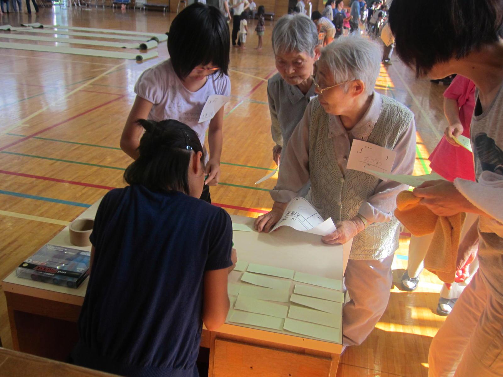 第一上田小学校金城っこ感謝祭見学_e0168632_21194215.jpg