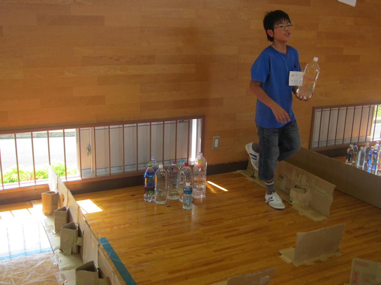 第一上田小学校金城っこ感謝祭見学_e0168632_2127028.jpg