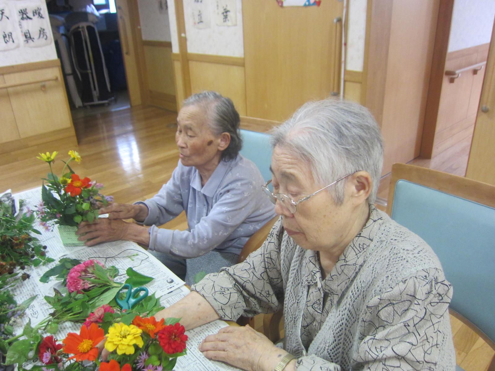 敬老会_e0168632_22365959.jpg