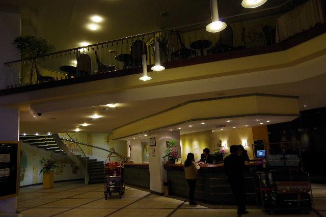 ボリビアの旅(44) ラパスのホテル・エウロパ EUROPAへ_c0011649_0241327.jpg