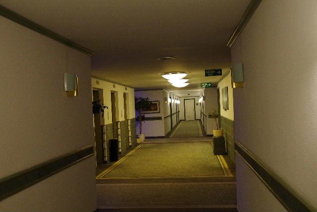 ボリビアの旅(44) ラパスのホテル・エウロパ EUROPAへ_c0011649_0255539.jpg