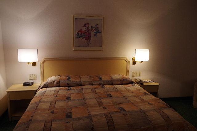 ボリビアの旅(44) ラパスのホテル・エウロパ EUROPAへ_c0011649_0263572.jpg