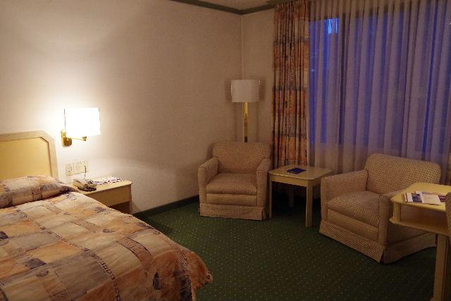 ボリビアの旅(44) ラパスのホテル・エウロパ EUROPAへ_c0011649_0265275.jpg