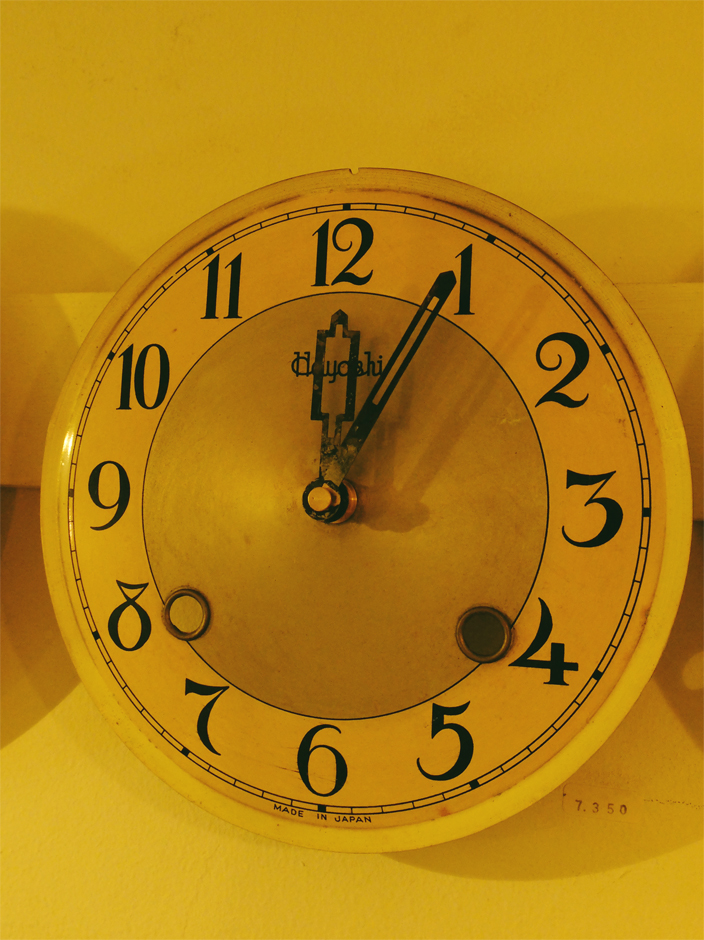 Reproduction clocks追加。_f0068850_18522270.jpg