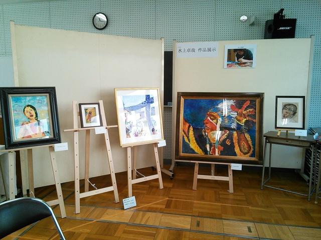 名古屋市立山田高校 学園祭_d0253466_12102669.jpg