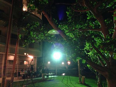 山羊島ホテルBBQ_f0074571_7491161.jpg
