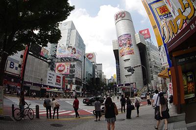 9月13日(金)の渋谷109前交差点_b0056983_19231372.jpg