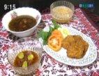 テレビ:ジョグジャカルタの朝ご飯&流行っているお好み焼き屋「コテコテ」@「知っとこ!」TBS_a0054926_10422469.jpg