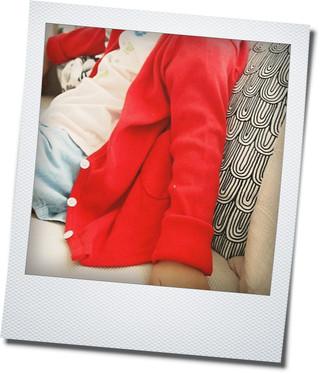 韓国服のカーディガンが届く_e0214646_14424483.jpg