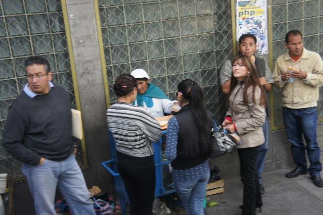 ボリビアの旅(45) ラパス、リマ、ニューアーク、帰国 _c0011649_036338.jpg