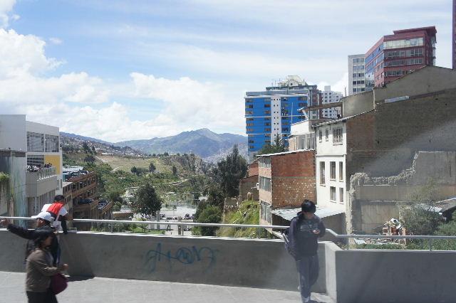 ボリビアの旅(45) ラパス、リマ、ニューアーク、帰国 _c0011649_0453464.jpg