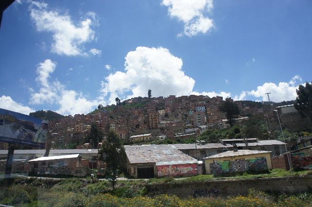 ボリビアの旅(45) ラパス、リマ、ニューアーク、帰国 _c0011649_0472956.jpg
