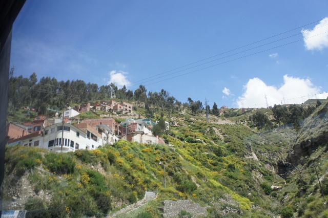 ボリビアの旅(45) ラパス、リマ、ニューアーク、帰国 _c0011649_0484461.jpg