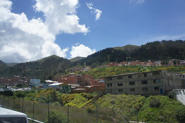 ボリビアの旅(45) ラパス、リマ、ニューアーク、帰国 _c0011649_048955.jpg