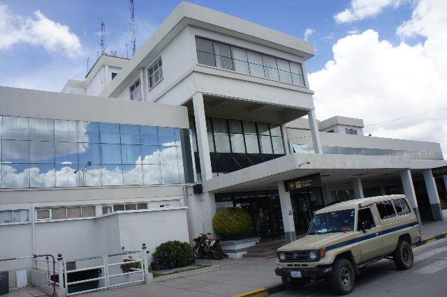 ボリビアの旅(45) ラパス、リマ、ニューアーク、帰国 _c0011649_0492061.jpg