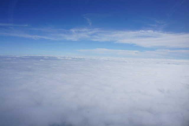 ボリビアの旅(45) ラパス、リマ、ニューアーク、帰国 _c0011649_7392932.jpg