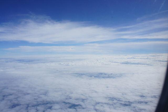ボリビアの旅(45) ラパス、リマ、ニューアーク、帰国 _c0011649_7395753.jpg