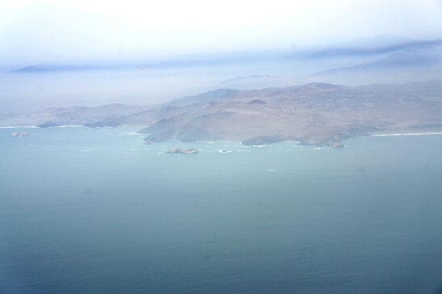 ボリビアの旅(45) ラパス、リマ、ニューアーク、帰国 _c0011649_820327.jpg