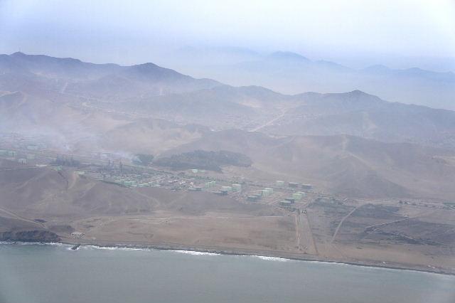 ボリビアの旅(45) ラパス、リマ、ニューアーク、帰国 _c0011649_8222110.jpg