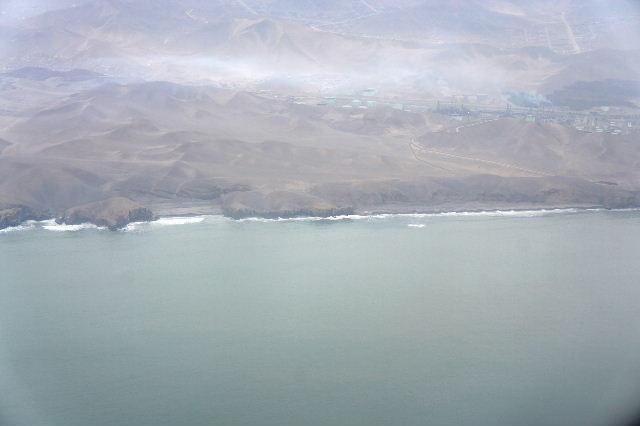 ボリビアの旅(45) ラパス、リマ、ニューアーク、帰国 _c0011649_822270.jpg