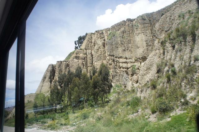 ボリビアの旅(45) ラパス、リマ、ニューアーク、帰国 _c0011649_8241198.jpg