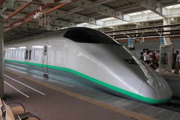 奥羽本線 新庄駅 到着!_d0202264_736259.jpg