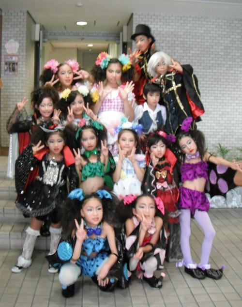 ROOM+CAFEより & チビのダンスイベント_f0200380_1532593.jpg