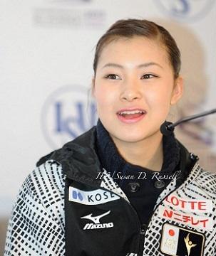 村上佳菜子選手、今シーズンのプログラム発表&新プログラム続報・その⑥