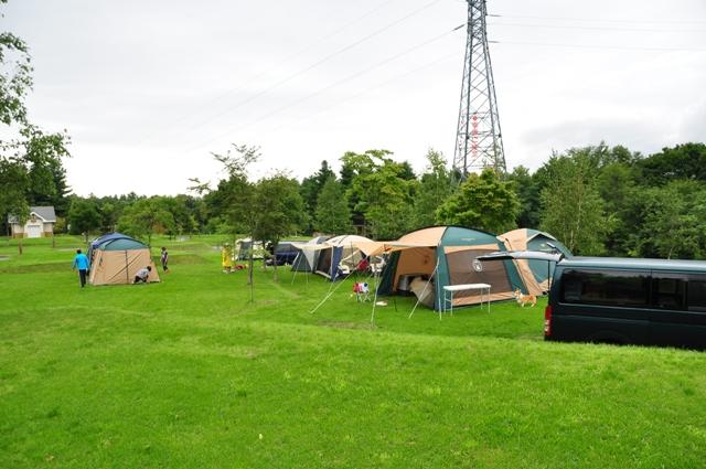 2度目のまあぶオートキャンプ場_f0212597_1194943.jpg