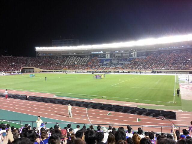 2013JリーグDivision1 第25節 FC東京 - 浦和レッズ_b0042308_14591343.jpg