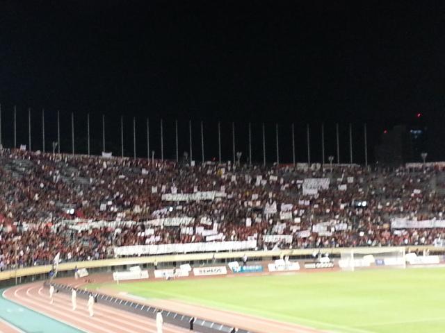 2013JリーグDivision1 第25節 FC東京 - 浦和レッズ_b0042308_1459442.jpg