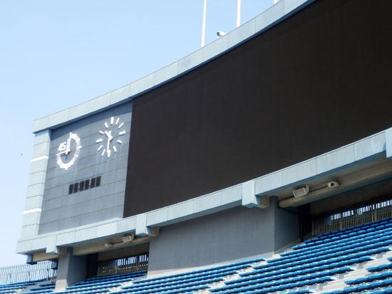 国立競技場と新宿御苑_e0048413_15413559.jpg