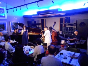 Special Live at Jazz工房Nishimura♪2013.9.7_c0139321_17414457.jpg