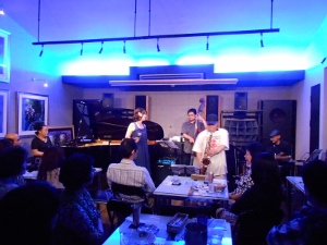 Special Live at Jazz工房Nishimura♪2013.9.7_c0139321_1741813.jpg